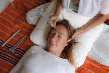 massaggio armonico al viso