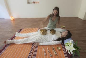 massaggio sonoro armonico